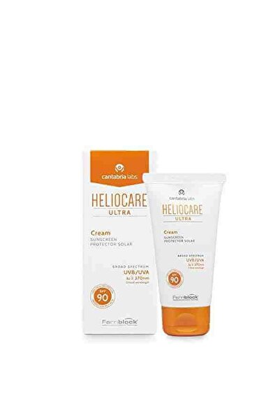 Heliocare Ultra Protection Krem Spf 90 Uvb/uva 50ml