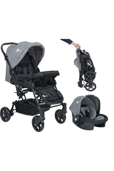 4 Baby Four Baby Ab-330 Travel Çift Yönlü Bebek Arabası Ve Puset