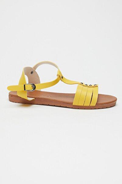 Tonny Black Kadın Sandalet Tbens4