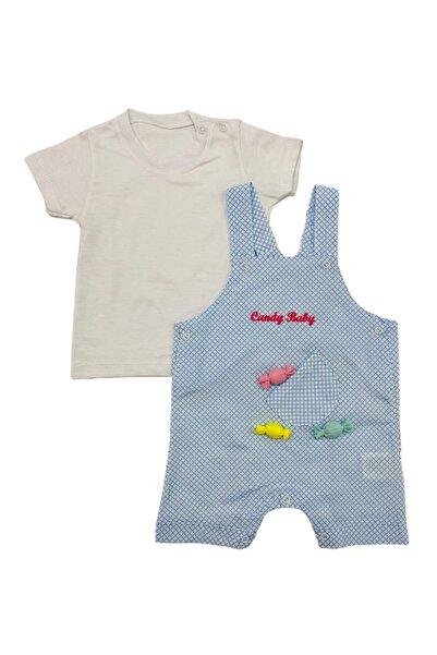 Bebekino Şeker Bebek Askılı Slopet 2li Takım
