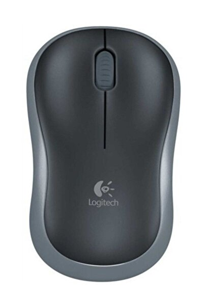 logitech M185 Optik Kablosuz Mouse Gri