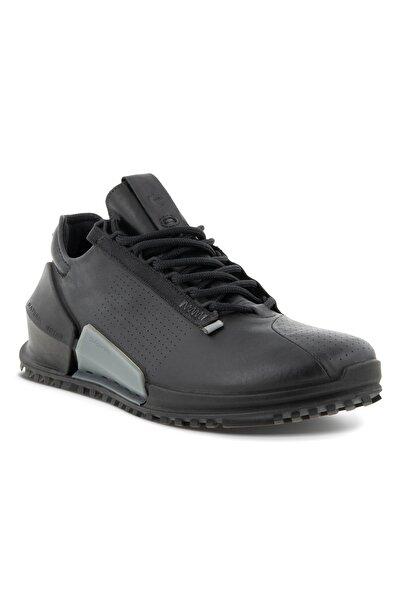 Ecco Kadın Siyah Hakiki Deri Ayakkabı