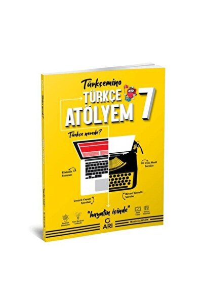 Arı Yayınları Arı 7. Sınıf Türkçemino Türkçe Atölyem