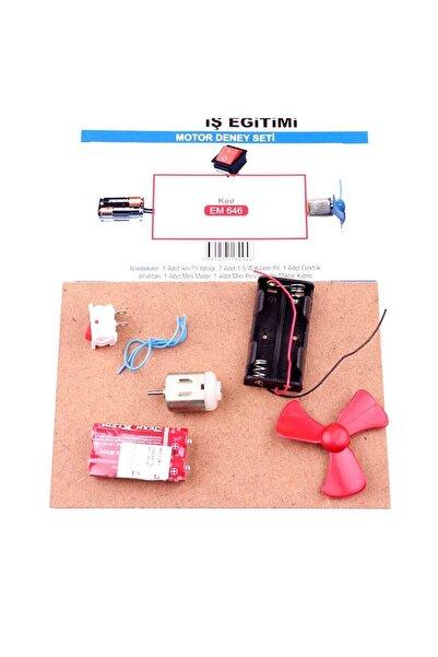 Learning Toys Eğitici Motor Deney Seti /