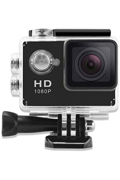 Powermaster Full Hd 1080p Dijital Suya Dayanıklı Aksiyon Kamera