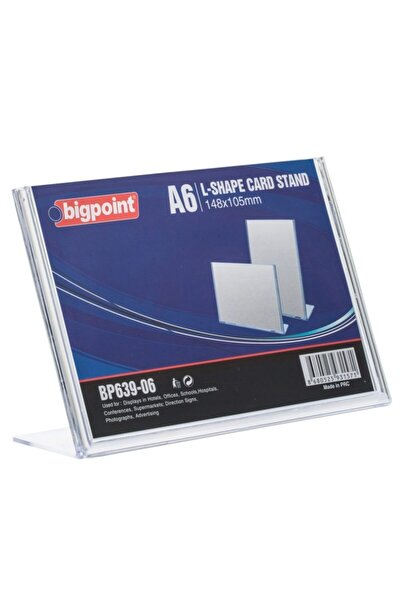 Bigpoint Kart Standı Yatay A6