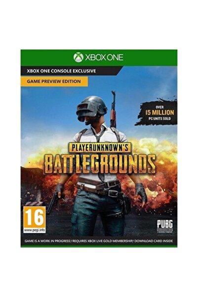 PUBG Corporation Playerunknowns Battleground Xbox One Oyun