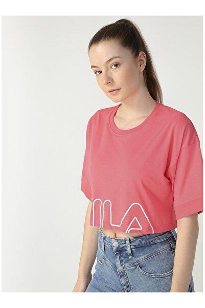 Fila Kadın Kırmızı  T-Shirt