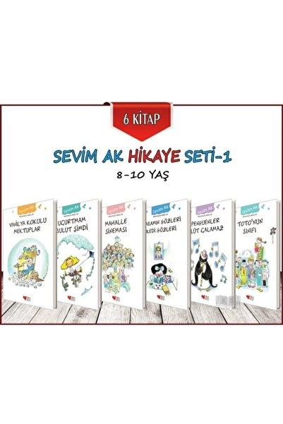 Can Çocuk Yayınları Sevim Ak Hikaye Set -1 6 Kitap -
