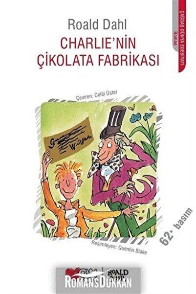 Can Çocuk Yayınları Can / Charlie'nin Çikolata Fabrikası
