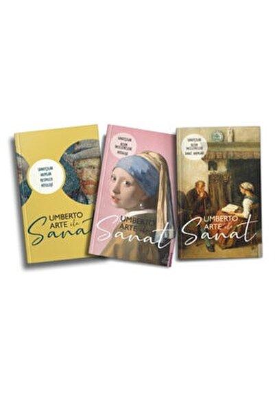 Umberto Arte Ile Sanat 3 Kitap Set