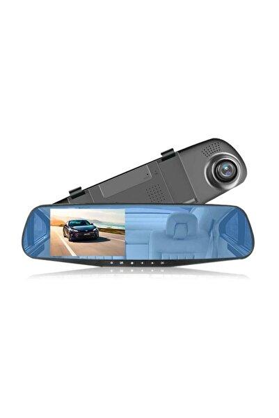 Gomax Kameralı Dikiz Aynası Geri Görüş Kameralı Park Sensörü 1080p Dikiz