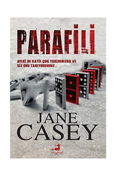 Olimpos Yayınları Jane Casey - Parafili 9786059176149 - Jane Casey