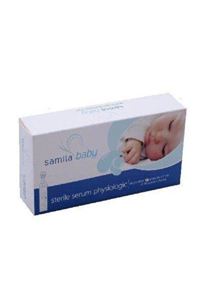 Samila Baby Fizyolojik Serum 5 ml 10 Flakon