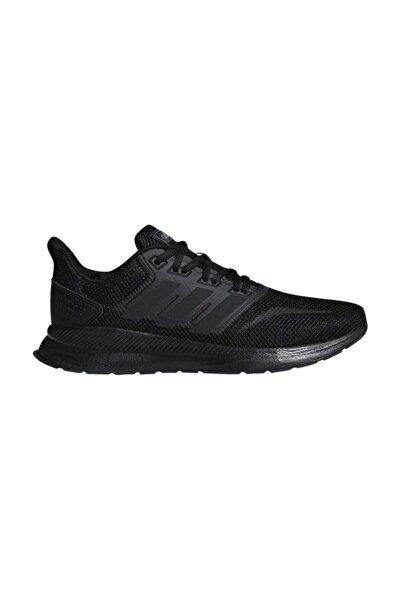 adidas RUNFALCON- Siyah Erkek Koşu Ayakkabısı 100403382