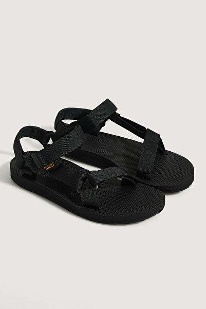 Oysho Kadın Siyah Teva® Original Universal Sandalet