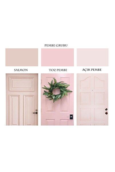 Filli Boya Panel Kapı Boyası Seti Soft Renkler 0,75l Kullanıma Hazır Renk : Salmon