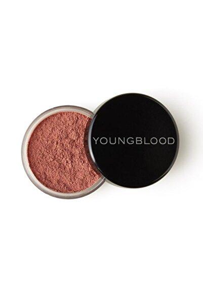 Young Blood Pembe Tonlarda Toz Mineral Allık - Rouge Loose Blush 3 g 696137070087
