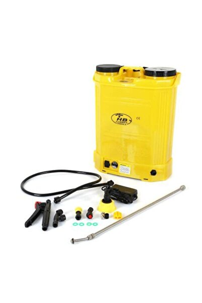 Adigraf Ilaçlama Pompası Hb Garden Tools Akülü Sırt Tipi 16 Litre