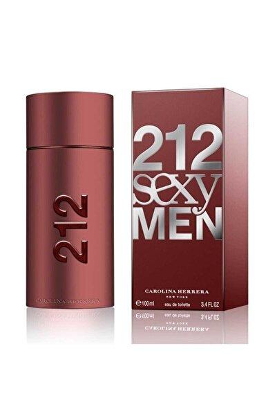 Carolina Herrera 212 Sexy Men Edt 100 ml Erkek Parfüm 8411061865583