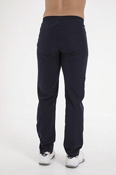 Crozwise Erkek Lacivert Spor Likra Pantolon