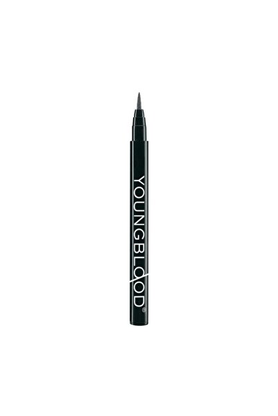 Young Blood Youngblood Liquid Liner Pen Likit Formda Eyeliner 0,59 Ml. (gris Gri)