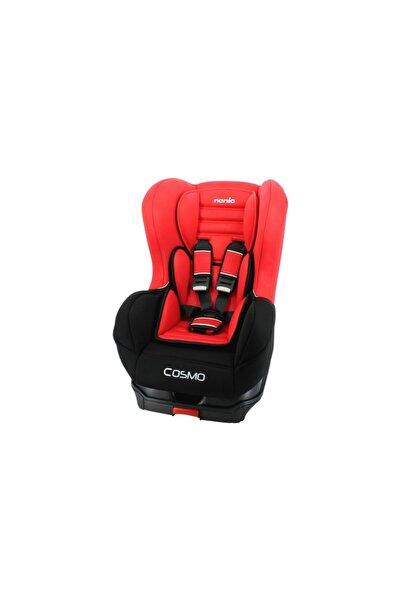 NANIA Cosmo Lux Isofixli 0-25 Kg Oto Koltuğu - Red