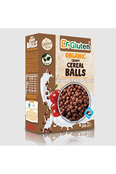 Dr.Gluten Organik Çıtır Tahıl Topları 200 g