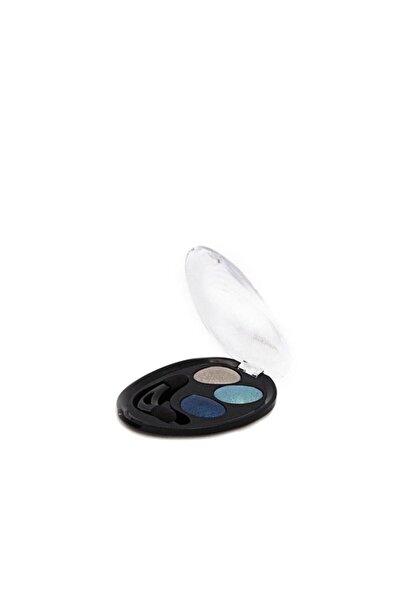 Deborah Hi Tech Eyeshadow 3'lü 6