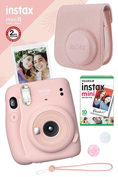 Fujifilm Instax Mini 11 Pembe Fotoğraf Makinesi Ve Hediye Seti 3