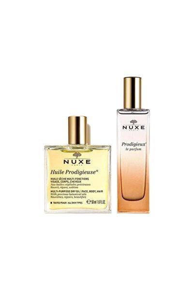 Nuxe Sun Prodigieux Le Parfüm 50 Ml + 50 Ml