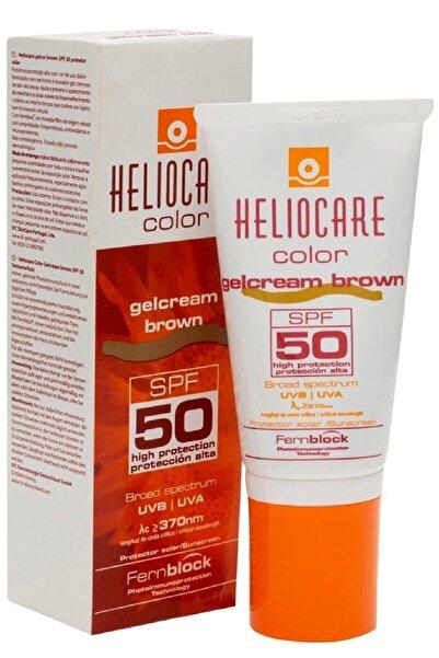 Heliocare Color Gelcream Brown Spf 50 50 ml Güneş Kremi
