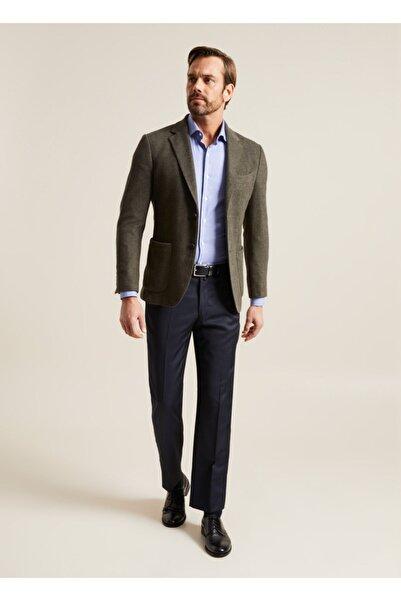 Bisse Slim Fit 6 Drop Blazer Ceket