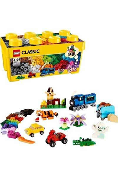 LEGO Classic 10696 Orta Boy Yaratıcı Yapım Kutusu 484 Parça Orijinal Ürün