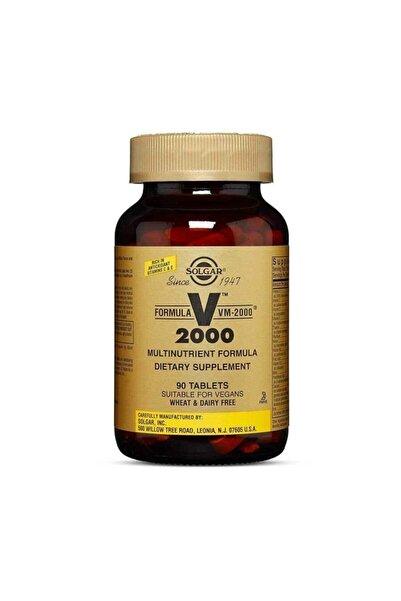 Solgar Vm 2000 Multi Vitamin 90 Tablet