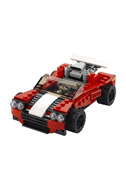 LEGO Creator 3'ü 1 Arada Spor Araba 31100