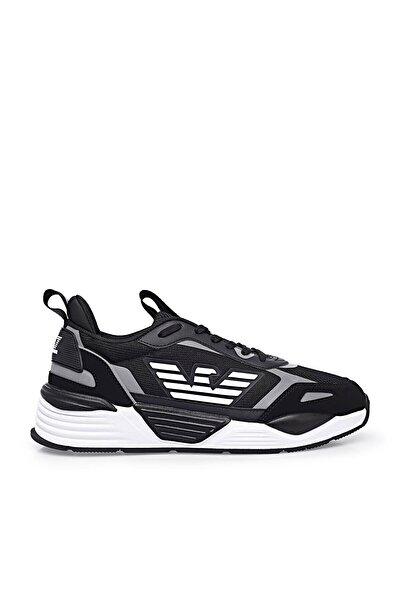 EA7 Unisex Siyah Ayakkabı X8x070 Xk165 N629