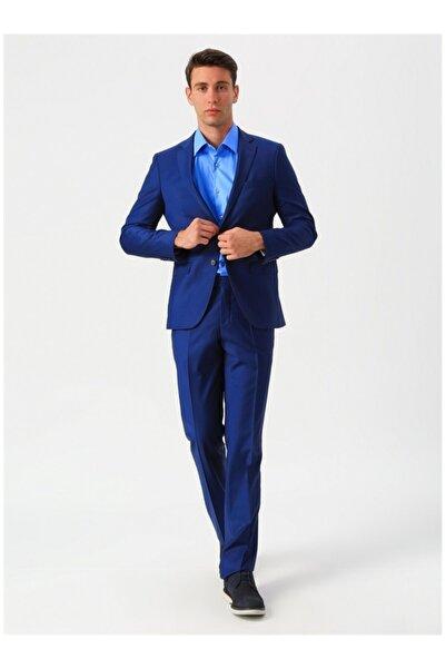 İgs Erkek Lacivert Takım Elbise