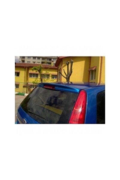 SPOYLERCENTER Ford Fiesta 2003-2008 Uyumlu 4 Kapı Spoiler