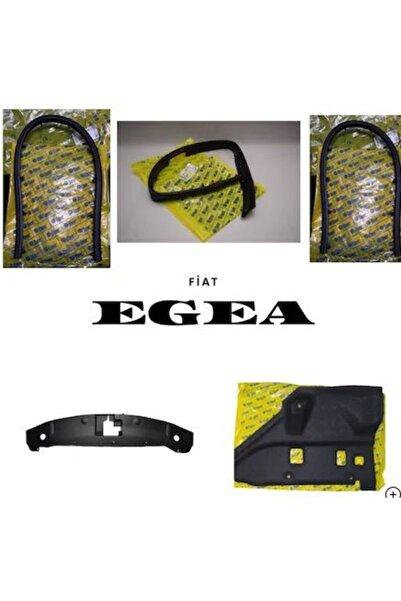 OPAR Fiat Egea Tampon Muhafaza + Torpido Izalatör + Kaput Fitili + Sızdırmazlık Fitili Takım