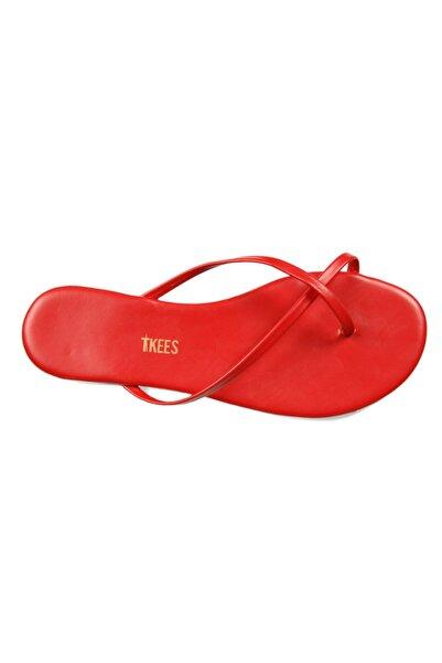 Tkees Çapraz Kırmızı