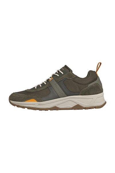 Tommy Hilfiger Erkek Yeşil Sneaker Fashıon Mıx Sneaker FM0FM02389