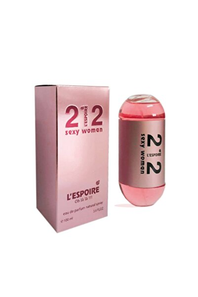 L'espoire 212 Sexy Woman Edt 100 ml Kadın Parfümü