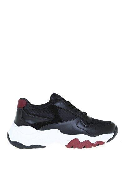 LİMON COMPANY Kadın Siyah Sneaker