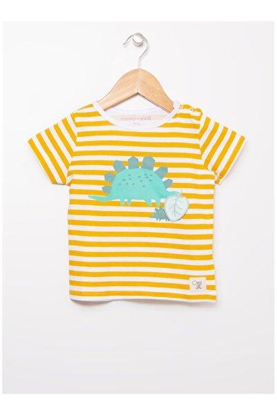 Mammaramma Çocuk Sarı Tişört