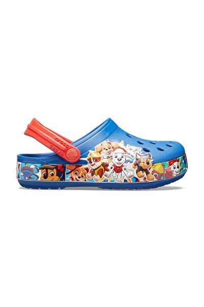 Crocs Kids Crocs Blue Paw Patrol Unisex Çocuk Mavi Terlik