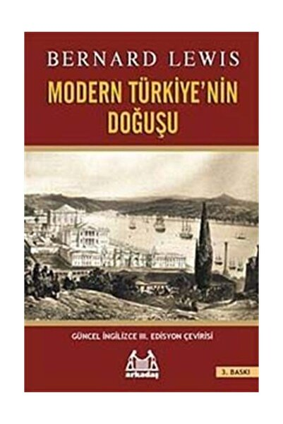 Arkadaş Yayınları Modern Türkiye'nin Doğuşu