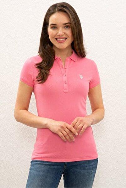 Pembe Kadın T-Shirt