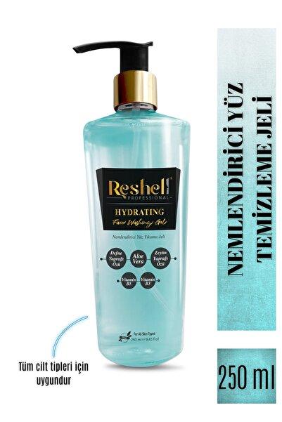 Reshell Cosmetic Nemlendirici Yüz Temizleme Jeli 250 Ml Hydrating Face Washıng Gel For All Skin Types