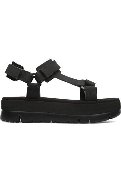 CAMPER Kadın Siyah K201037-017 Oruga Up Black Sandalet